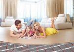 Отопление в полу в частном доме – : Rmnt.ru