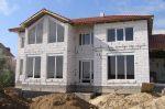 Стройка дома из газоблока своими руками видео – Дом из газобетона своими руками