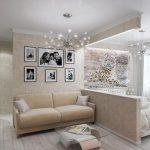 Гостиная спальня 17 квадратов дизайн фото – Дизайн спальни-гостиной 17 кв. м (48 фото): дизайн-проект интерьера комнаты