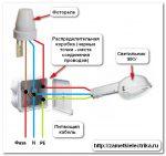 Фотореле как подключить – Как подключить фотореле для уличного освещения