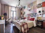 Парные обои для стен – 135+ (Фото) Дизайна в Спальне/Гостиной/Детской