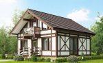 Дома в стиле фахверк – Дома в стиле фахверк: основные черты, технология, фото готовых проектов