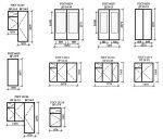 Средний размер окна – Размер окна стандарт для частных и панельных домов по ГОСТу