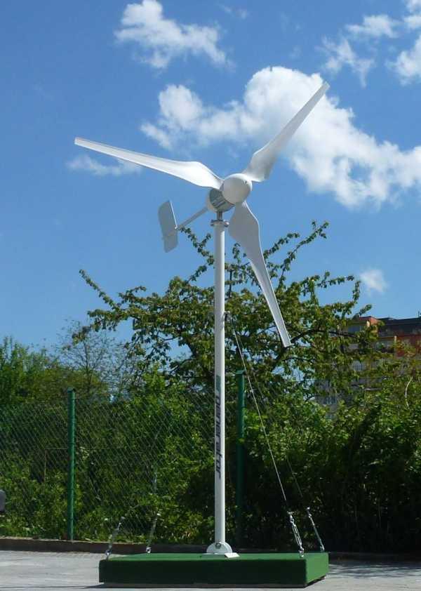 комплект ветрогенератора